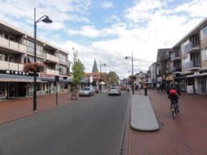 Shared Space in Haren NL.
