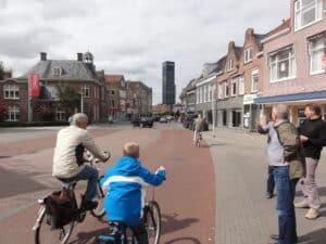 Shared Space in Leeuwarden.