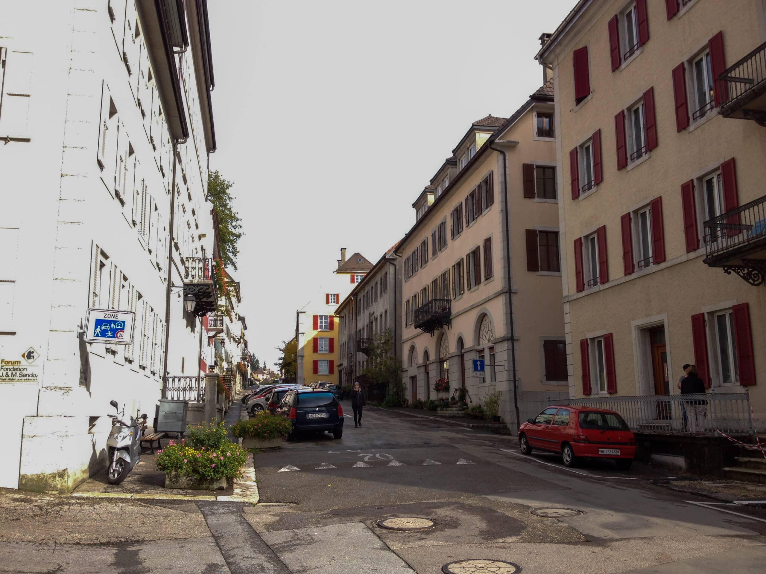 Source: Mobilité piétonne Suisse