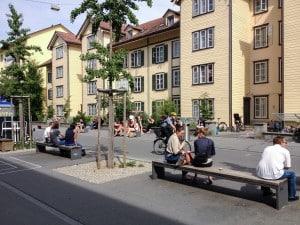 Source: Mobilité piétonne Suisse, 2014