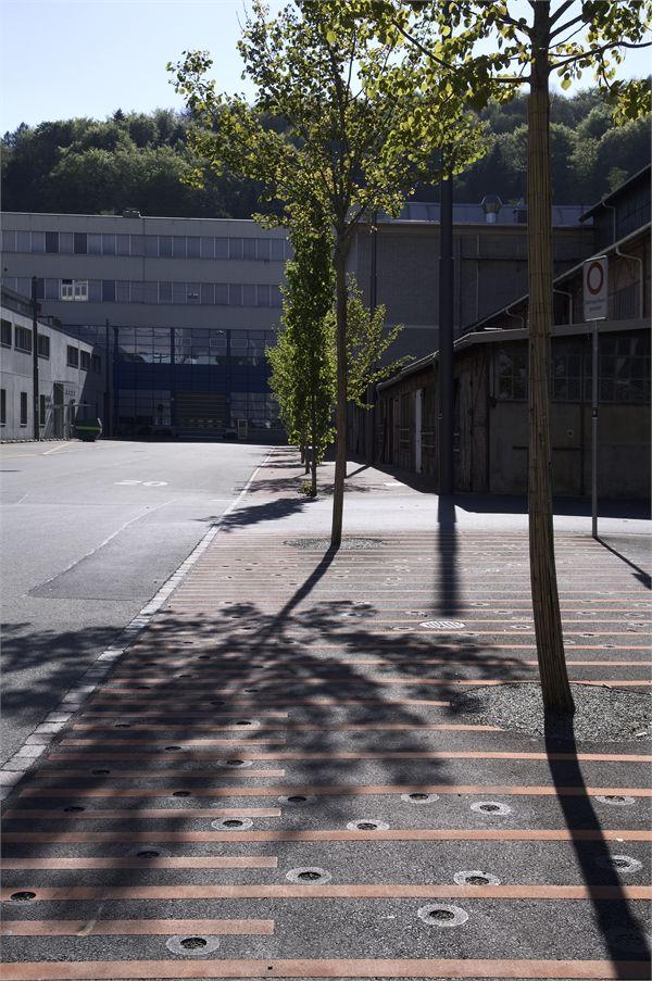 Begegnungszone Schmiedeplatz