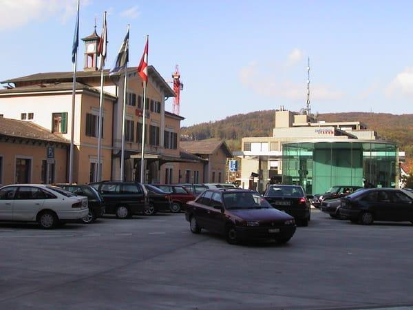 Bild: Stadt Baden, Abteilung für Planung und Bau