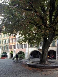 Source: Mobilité piétonne Suisse, 2013